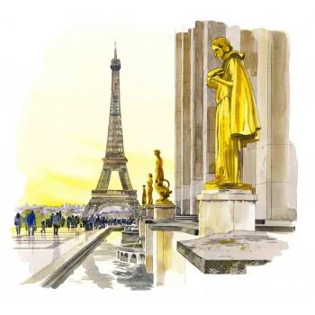 Aquarelles PARIS
