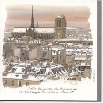 Cartes de la collection Fabrice Moireau