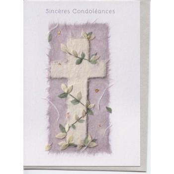 Cartes de condoléances
