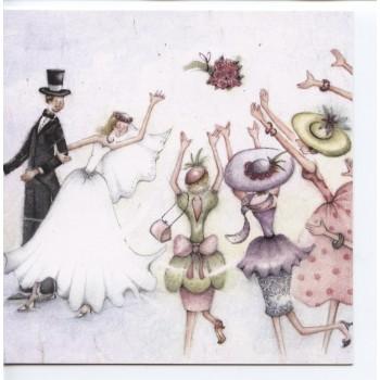Des cartes et des faire-part de mariage