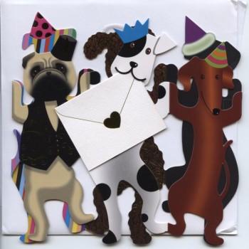 116 PARTY DOGS M.JAMIESON