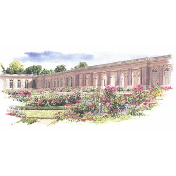 LE JARDIN DU GRAND TRIANON - DUVOISIN